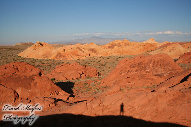 Valley of Fire - Rainbow Vista