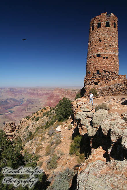Grand Canyon beim Watchtower